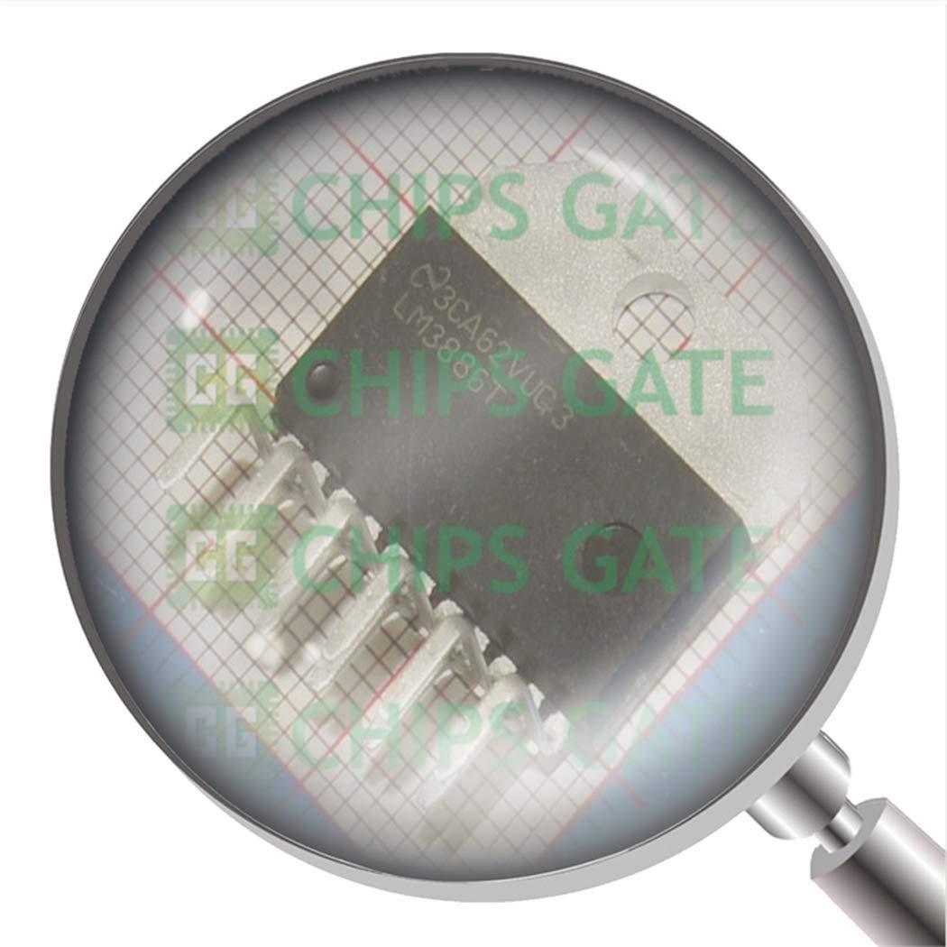 4Pcs Audio Power Amplifier Ic Hzip-11 (To-220-11) Lm3886T Lm3886T/Nopb