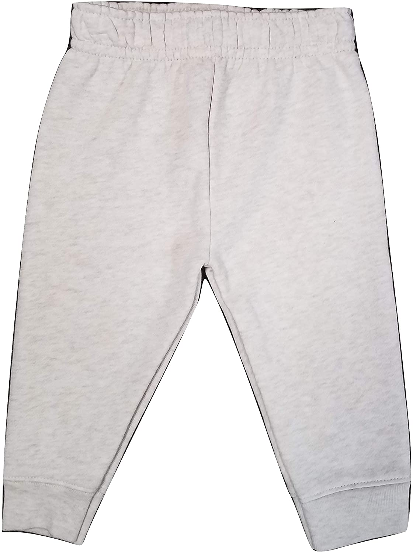 Garanimals Baby Boys Soft Fleece Cuff Sweatpants