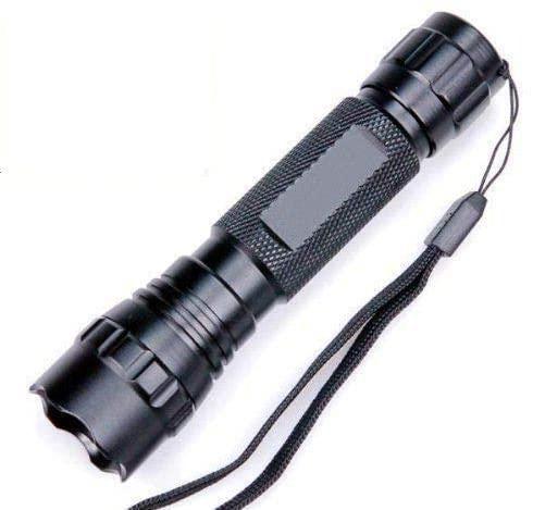 Teende Flashlight Torch Lamp 18650 Waterproof Bike Bicycle Light For Outdoor Sport