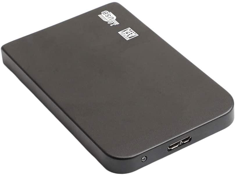2.5 USB3.0 External Hard Drive 80G YD0004 for Desktop Computers Notebooks Black