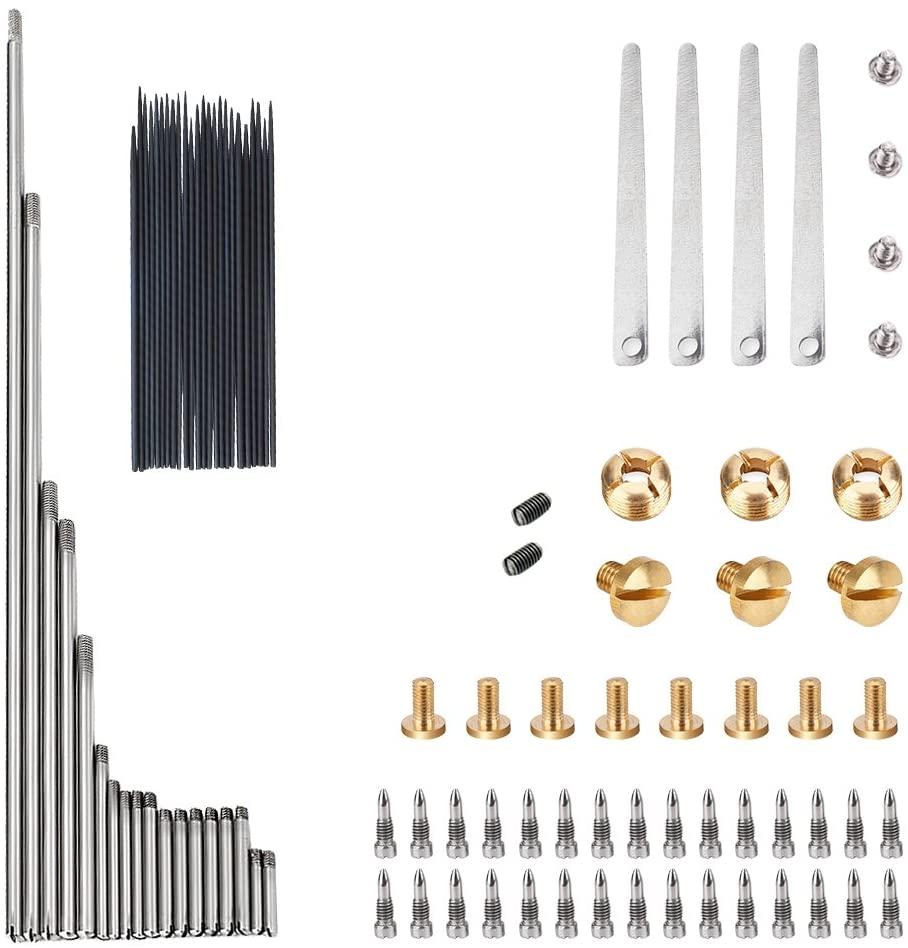 GU GU Alto Sax Repair Parts Screws Springs Set