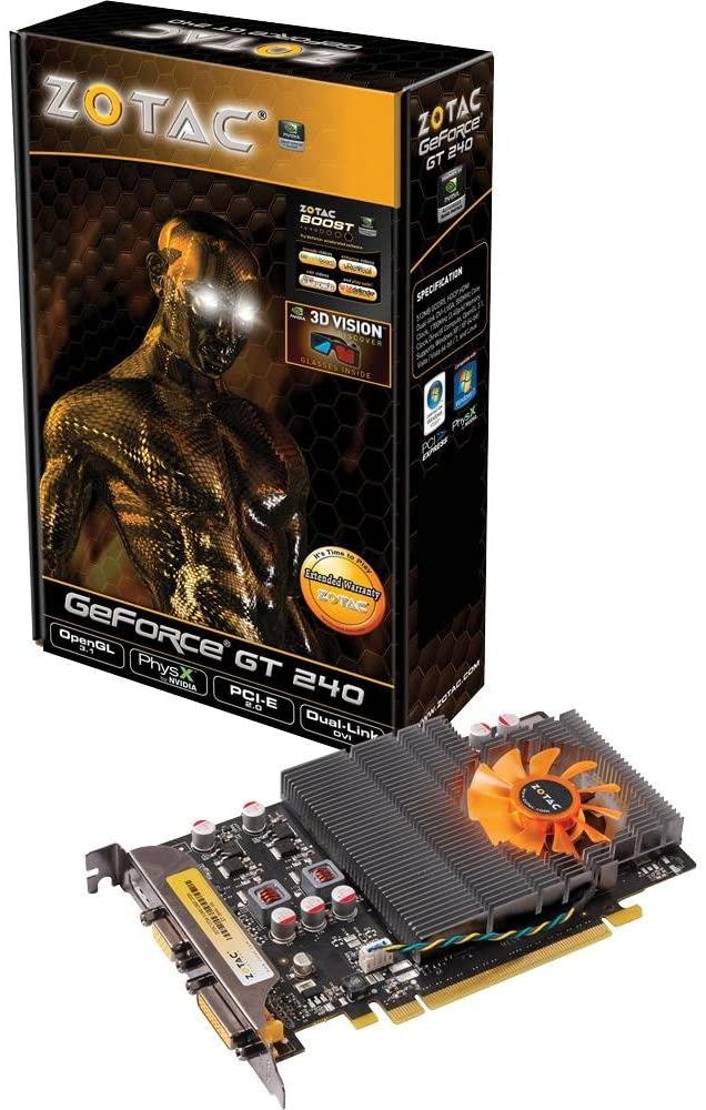 Geforce GT240 512MB GDDR5