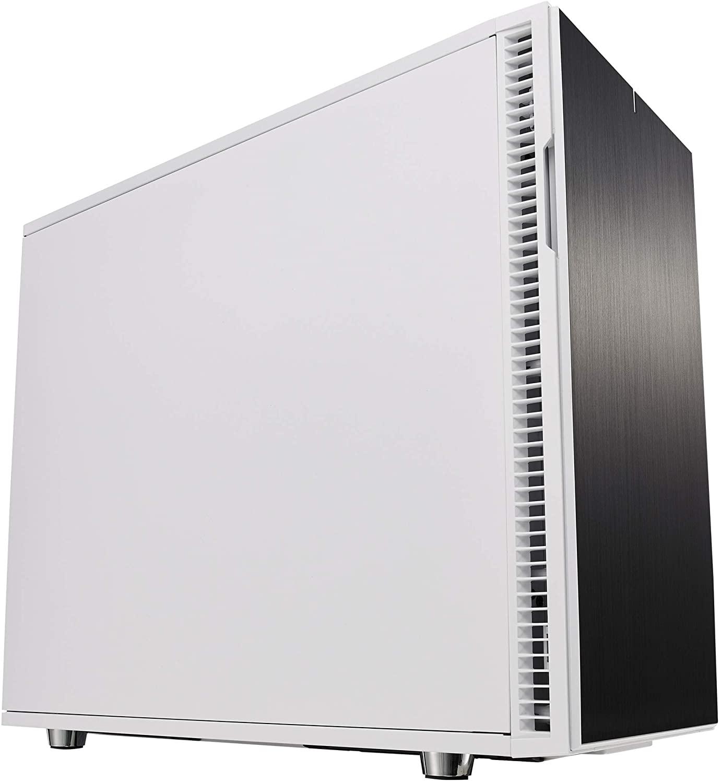 Fractal Design Define R6 USB-C White Tempered Glass