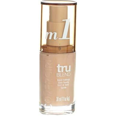 CoverGirl Trublend Natural Beige M1 Liquid Makeup -- 2 per case.
