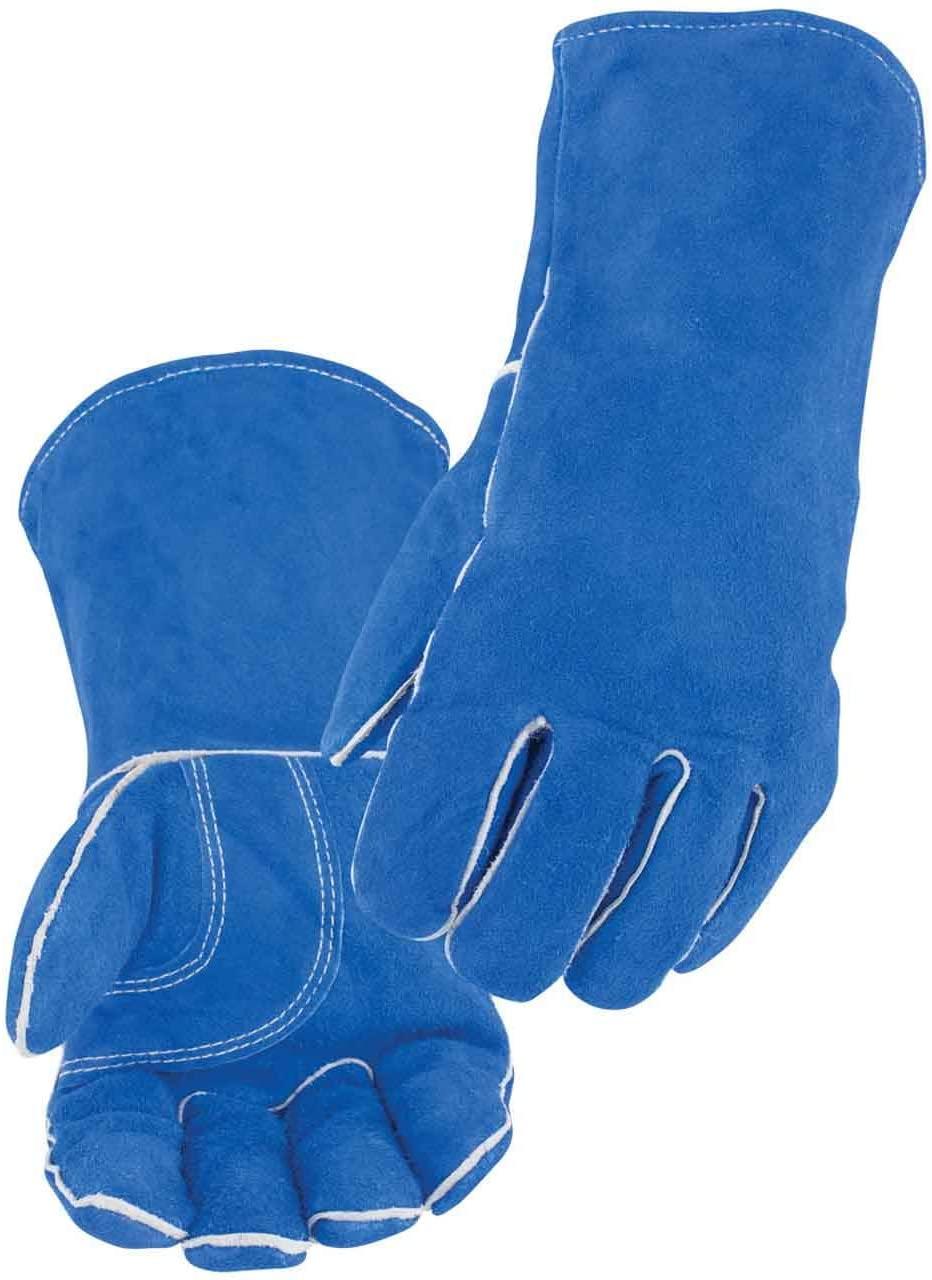 Value Split Cowhide Stick Welding Gloves