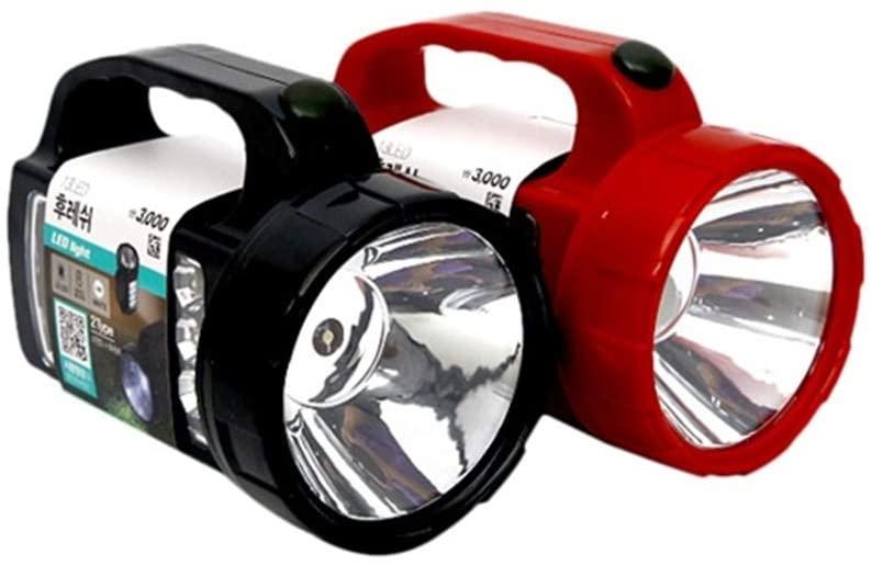 UPIT 2-Way 13 Led Flashlight 12-LED Stand Light Lamp 1-LED Flashlight -1P Random Color