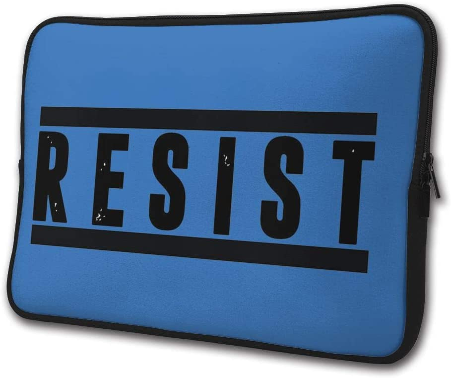 Resist. Handbag Case Cover Laptop Sleeve Computer Bag
