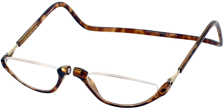 Clic Sonoma Reading Glasses- Tortoise