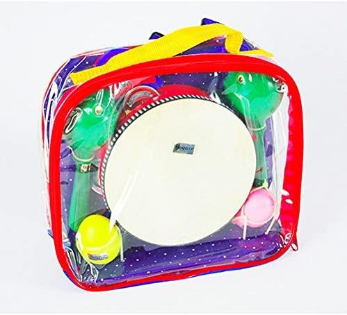 KIT PEQUEÑA PERCUSION - Honsuy (Instrumentos de Ritmo) Pequeña