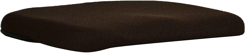 Mc Carty's Sacro-Ease Ergo Contour Cush Seat Cushion, Black