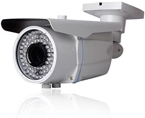 Amview 2.8-12mm Varifocal Zoom Outdoor IR-Cut CCTV Security Camera