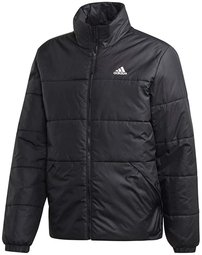 adidas Men's Basic 3-stripes Insulated Jacket