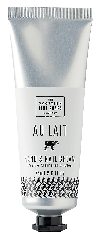 Scottish Soaps Au Lait Hand and Nail Cream 75ml