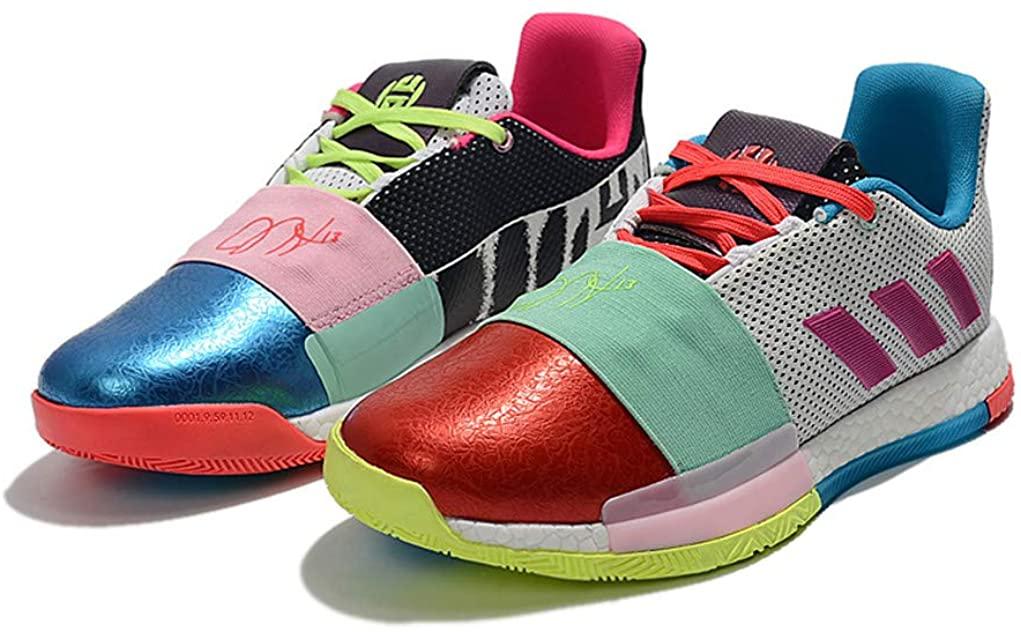 Jun hua Mens Harden Vol 3 Different Breed Basketball Shoes