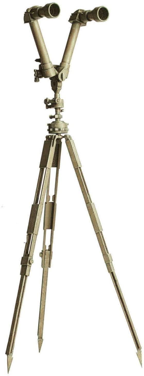 Dragon Models 1/6 Telescope and Rangefinder