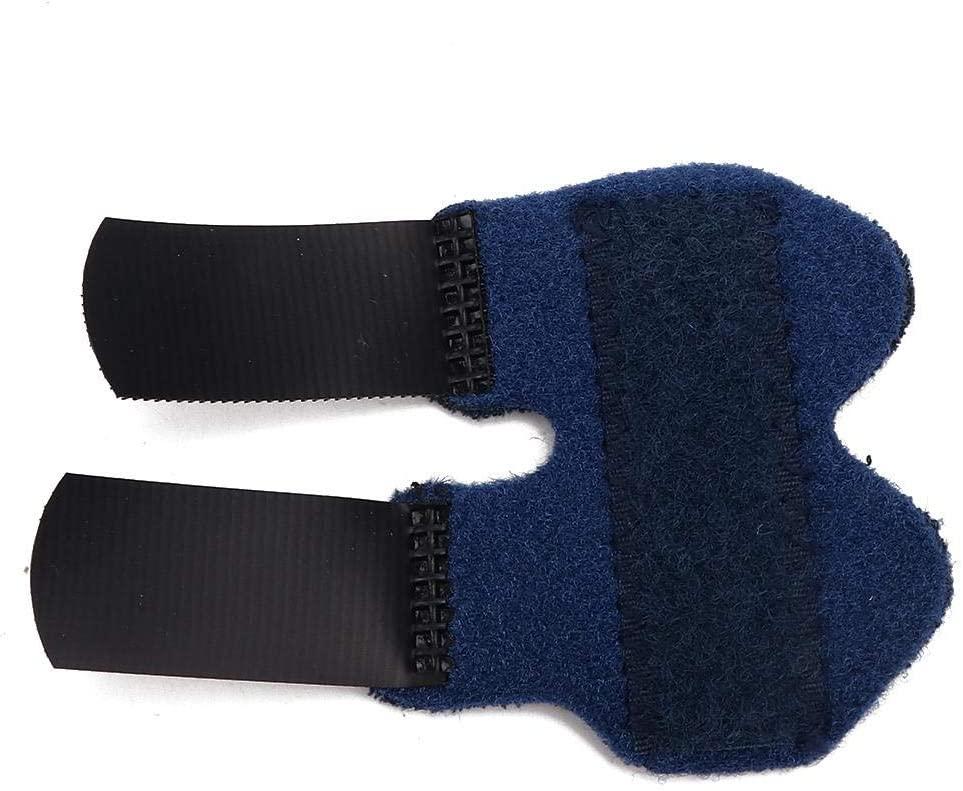 Trigger Finger Splint For Children Woman, Adjustable Hand Wrap Straps Half Finger Pain Relief Knuckle Wrap To Straighten Broken, Bent, Sport Injuries(Black)