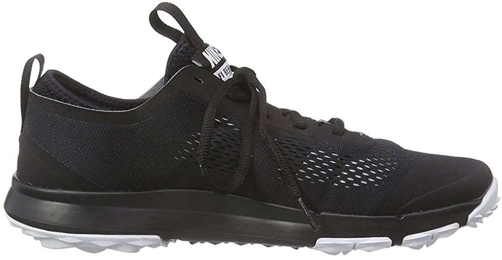 Nike FI Bermuda Spikeless Golf Shoes 2016 Black/White Wide 10