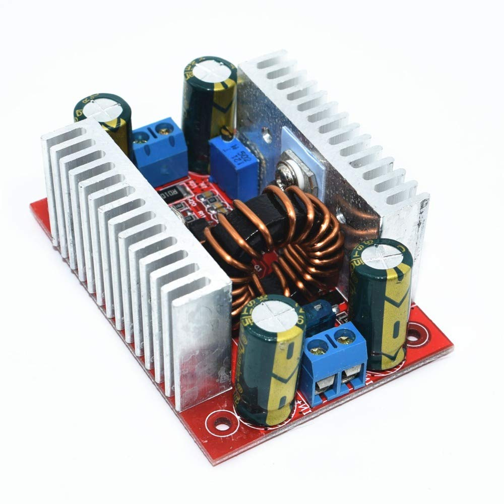 10pcs DC-DC 400W 15A Step-up Boost Converter Constant Current Power Supply LED Driver 8.5-50V to 10-60V Voltage 400W