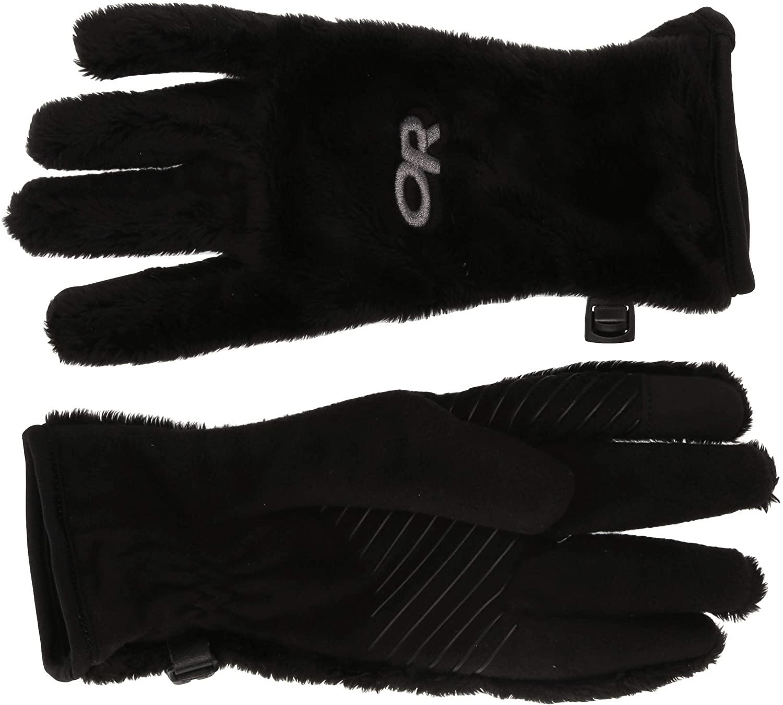Outdoor Research Boys Kids Fuzzy Sensor Gloves