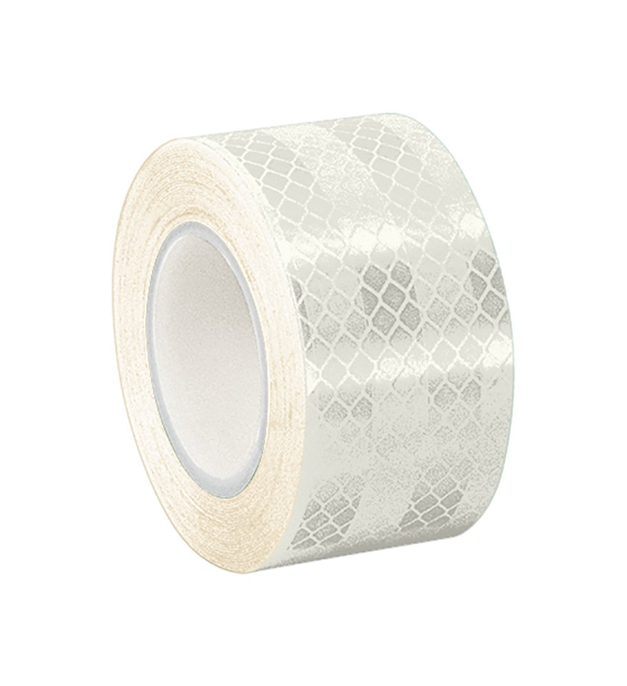 3M 3430 White Micro Prismatic Sheeting Reflective Tape 5