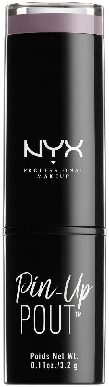 NYX Professional Makeup Pin-Up Pout Lipstick, Smoke me 18, Lilac