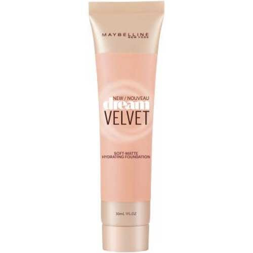 Maybelline Dream Velvet Pure Beige Foundation - 2 per case. by Maybelline