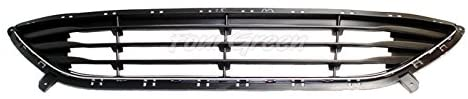 OEM Front Bumper Lower Grille for Hyundai 11-13 Elantra 1.8L OEM NEW [865603X000]