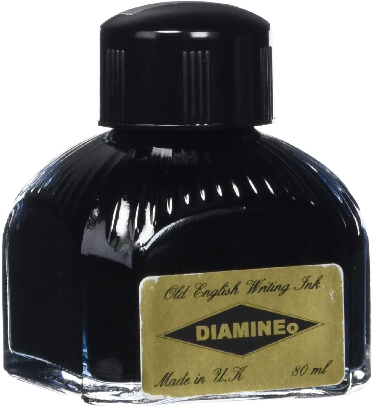 Diamine - Fountain Pen Ink, Midnight 80ml