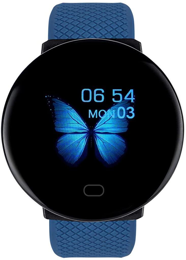 Cigou_❤️Cell Phone Accessories Cigou D19 BT4.0 Smart Watch Sleep Monitoring Fitness Tracker Waterproof Bracelet