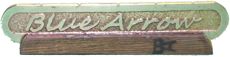 【Blue Arrow】Brass metal 5-string banjo bridge I type (Japan domestic patent pending)