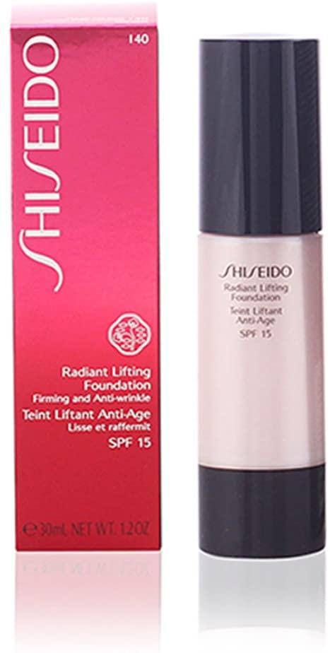 Shiseido Radiant Lifting SPF15# I40 Natural Fair Ivory Foundation for Women, 1.2 Ounce