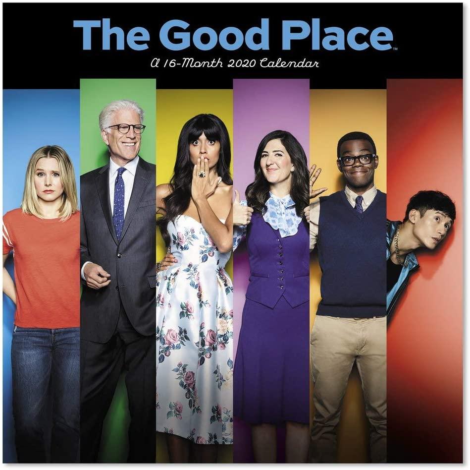 2020 The Good Place Wall Calendar (DDW2742820)