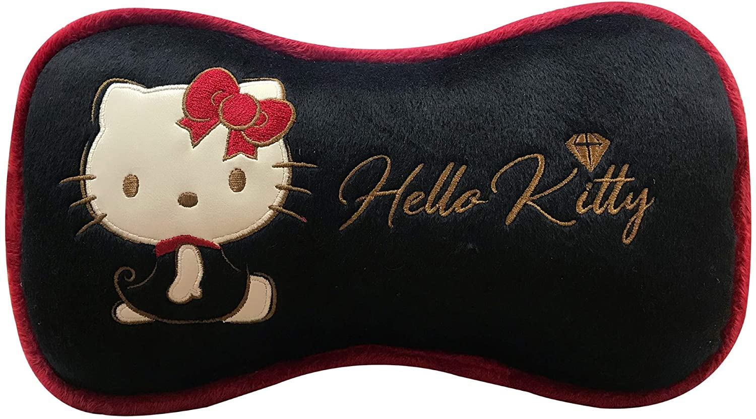 Hello Kitty Neck Rest Cushion for car or Home, Kitty Party Accessory Collection