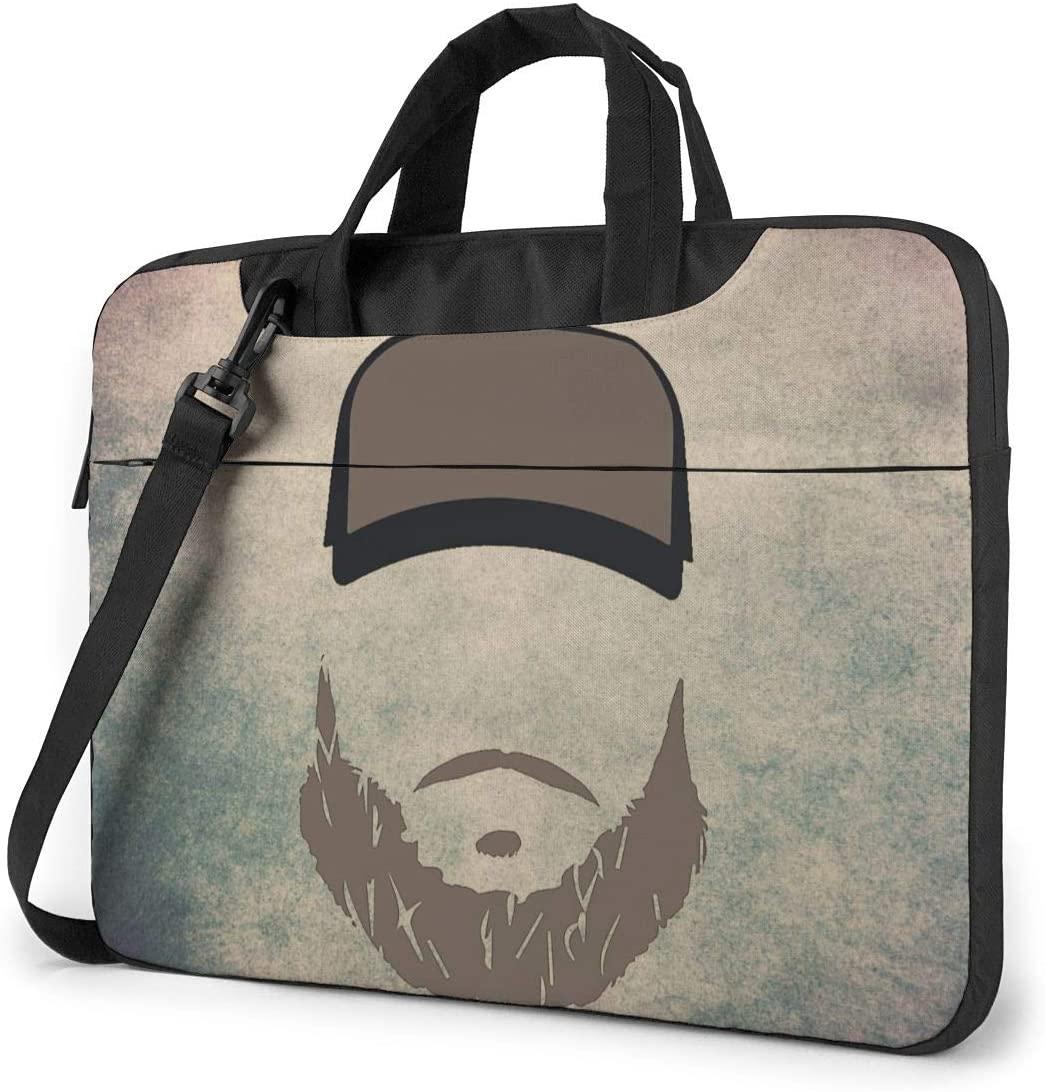 Lu-ke Com-bs Laptop Bag 15.6/14/13in Notebook Briefcase Handbag PC Tablet Protective Case