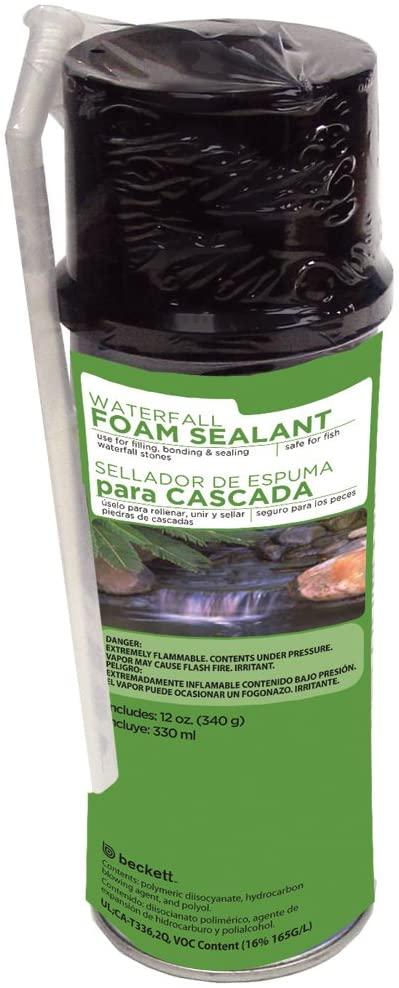 Beckett Corporation Waterfall Foam Sealant