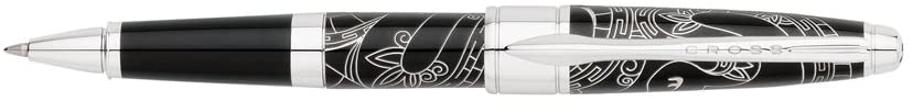 Cross 2013 Year Of The Snake Special Edition Collection Selectip Rolling Ball Pen, China Black Lacquer (AT0125-14)