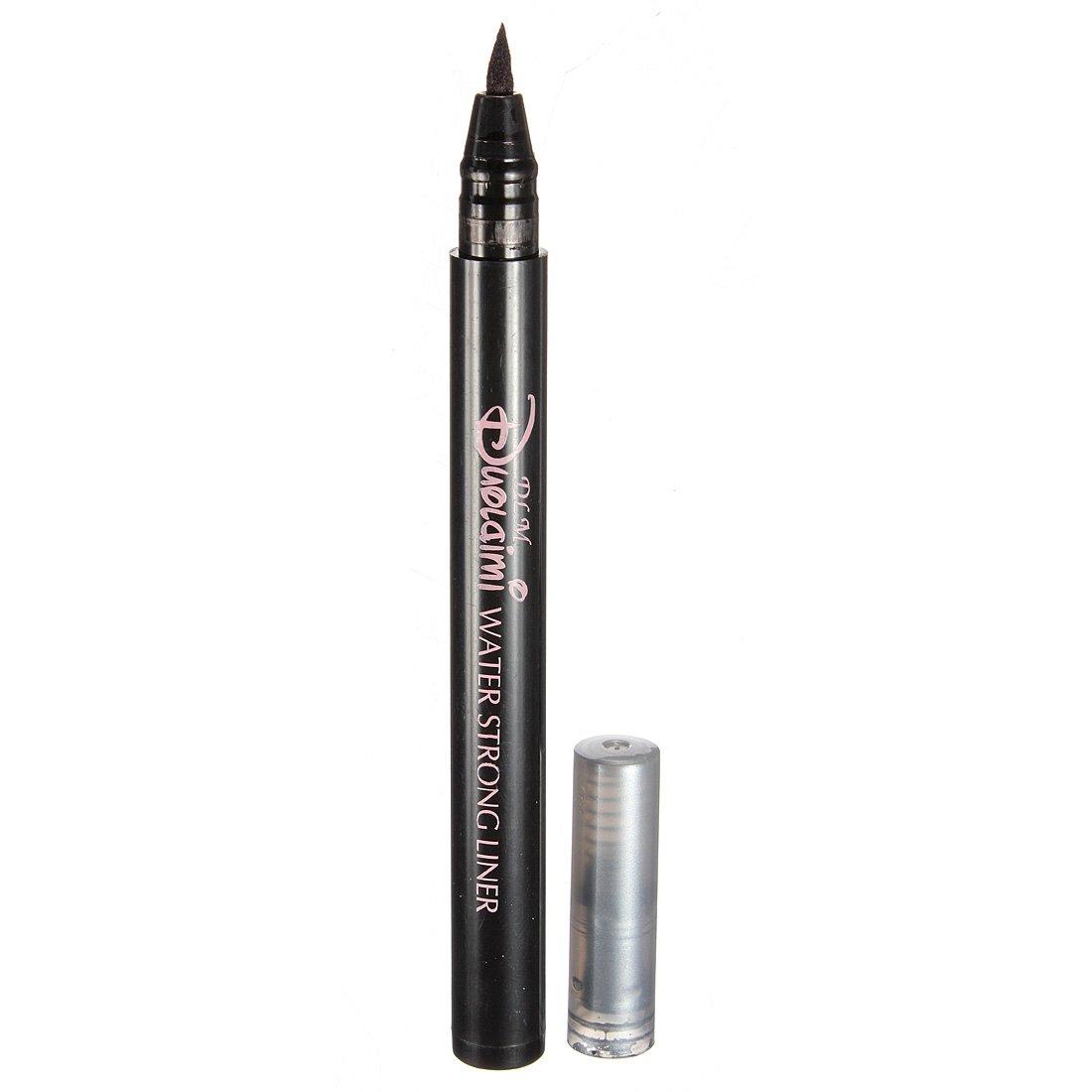 IRISMARU Makeup Black Soft Waterproof Long-lasting Eyeliner Liquid Pen Pencil