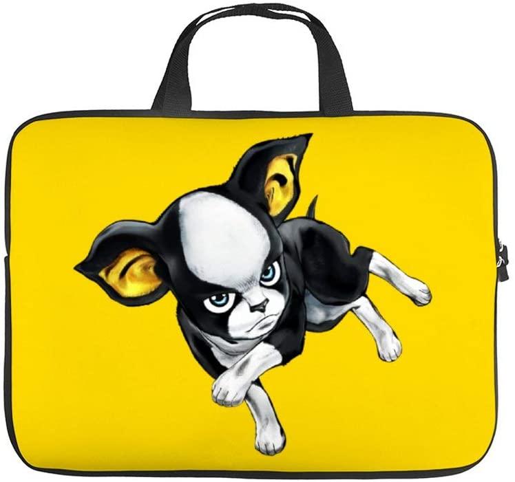 JoJos Bizarr Adventur Unisex Waterproof Briefcase Large Capacity Portable Laptop Bag