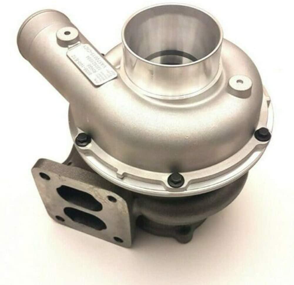 US-JSM OEM 1144003890 114400-3890 Turbocharger Fit for Isuzu Hitachi L210, L240, CX210, CX240,Earth Moving 6BG1T Engine VA570019,VB570019