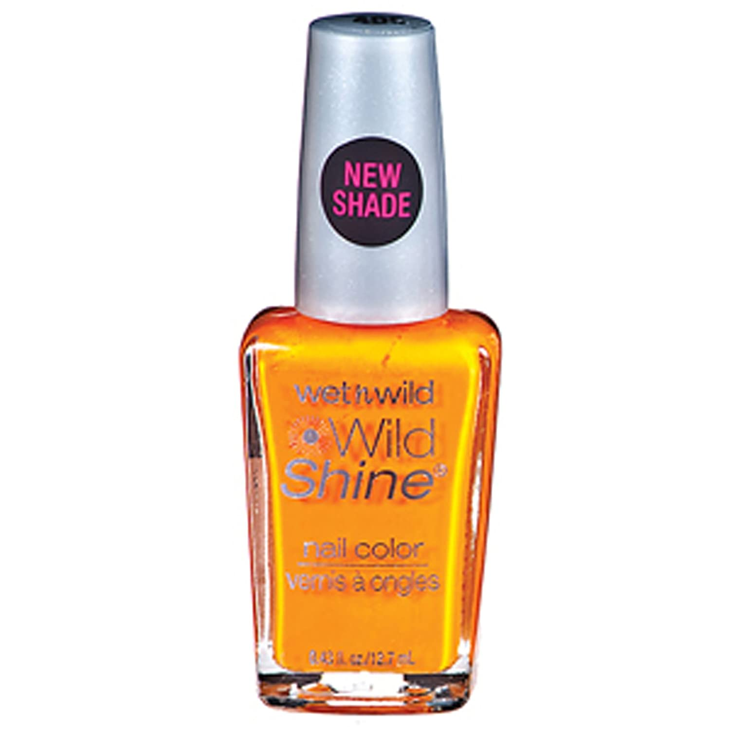 Wet N Wild Wild Shine Nail Color: Sunny Side Up #405