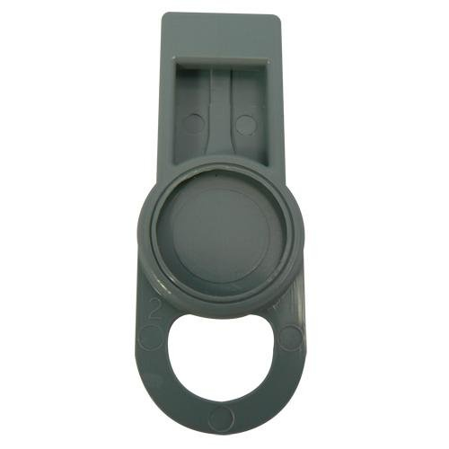 OIL SAFE 205504 ID Washer Tab, Gray (Pack of 6)