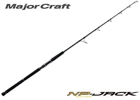 Major Craft NP-Jack NJS-60/5 Spinning Model