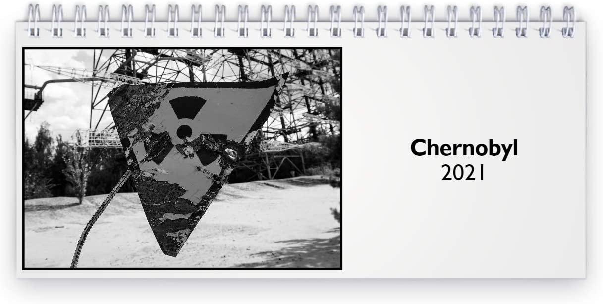 Chernobyl 2021 Desk Calendar