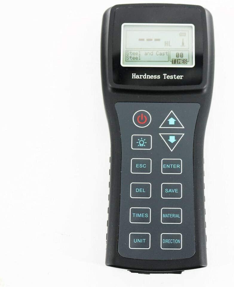 SHL-150 Portable Digital Leeb Hardness Tester SHL150 Digital Leeb Hardness Meter Gauge