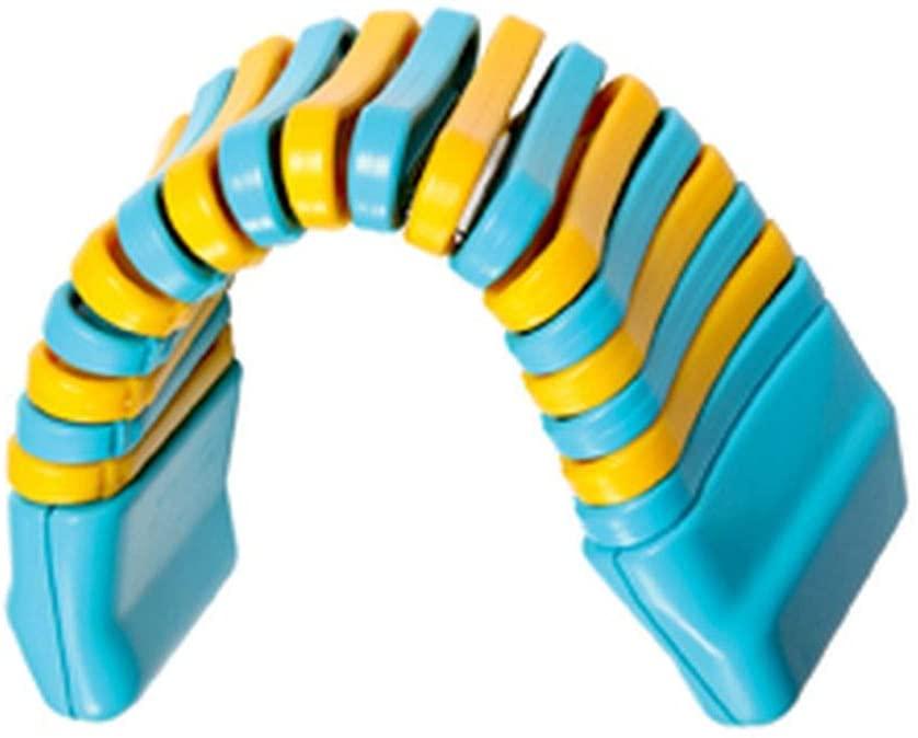 Hohner Kids Plastic Clatterpillar, Color May Vary