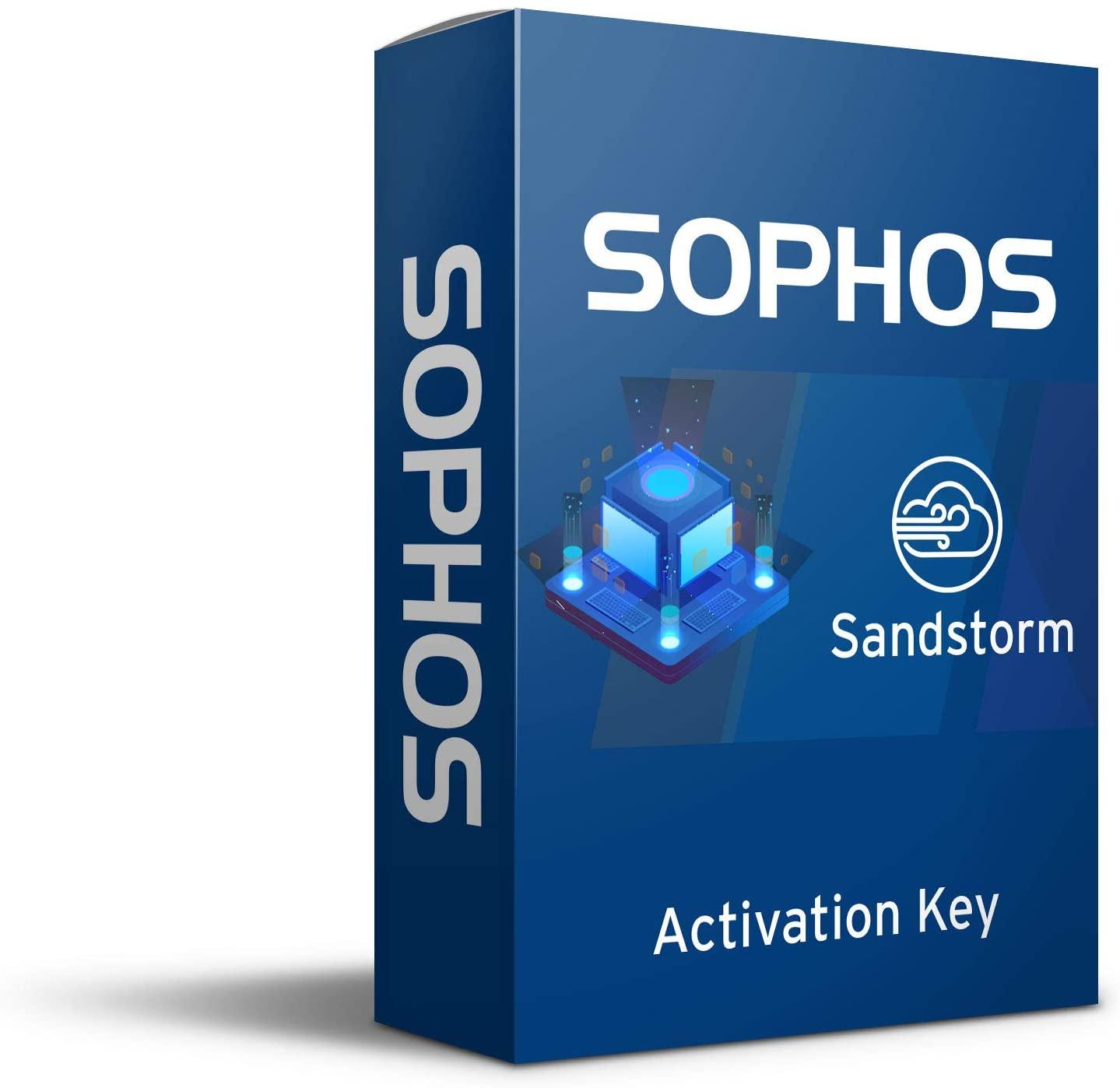 Sophos SG 135 Sandstorm 1YR Subscription License (SS1D1CSAA)