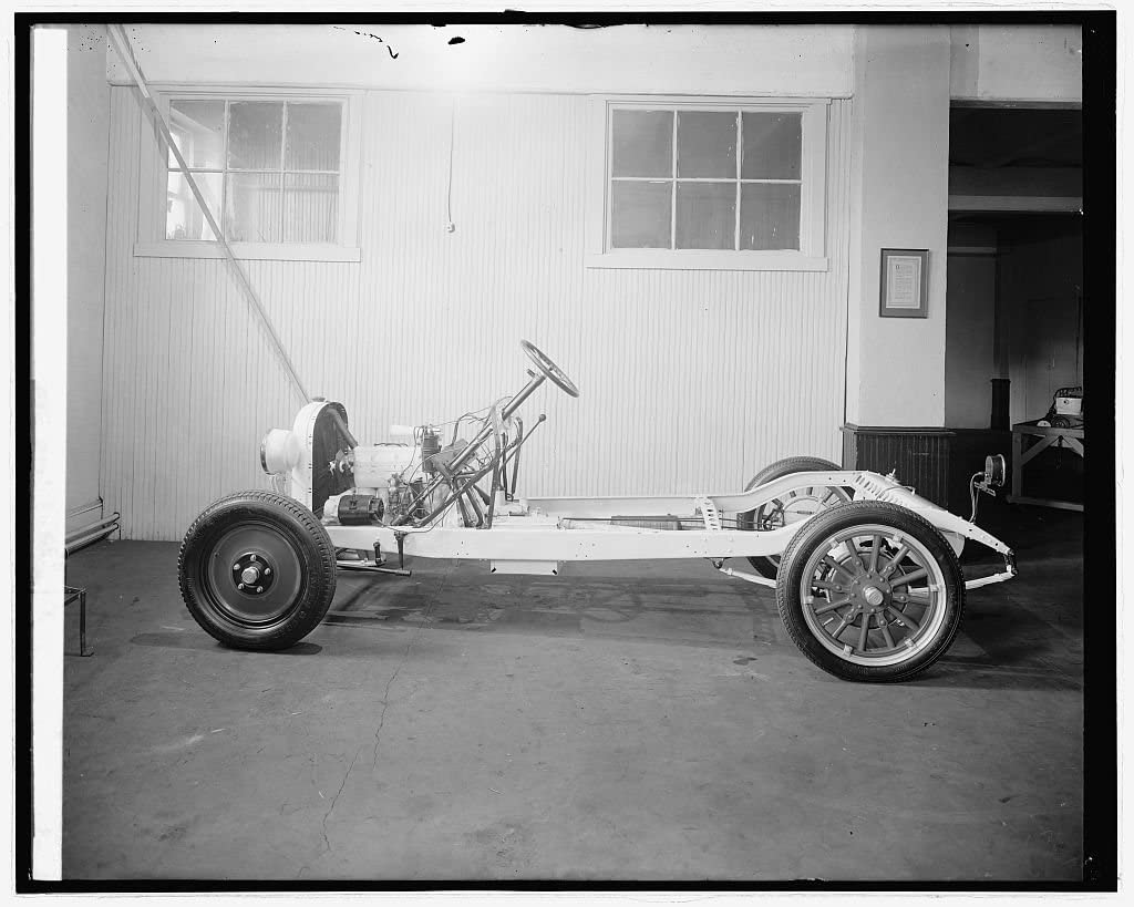 Photography Print - 'Semmes Motor Co.' - 17