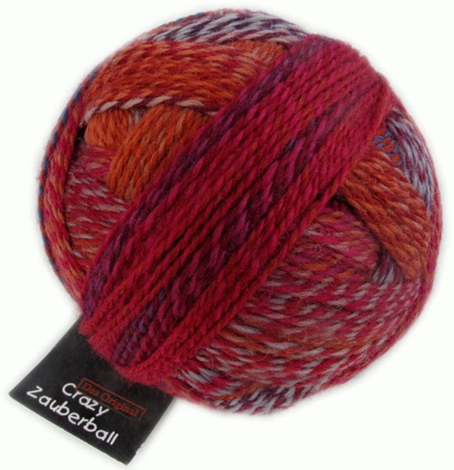 Schoppel-Wolle Crazy Zauberball - 2231 Buntmetall