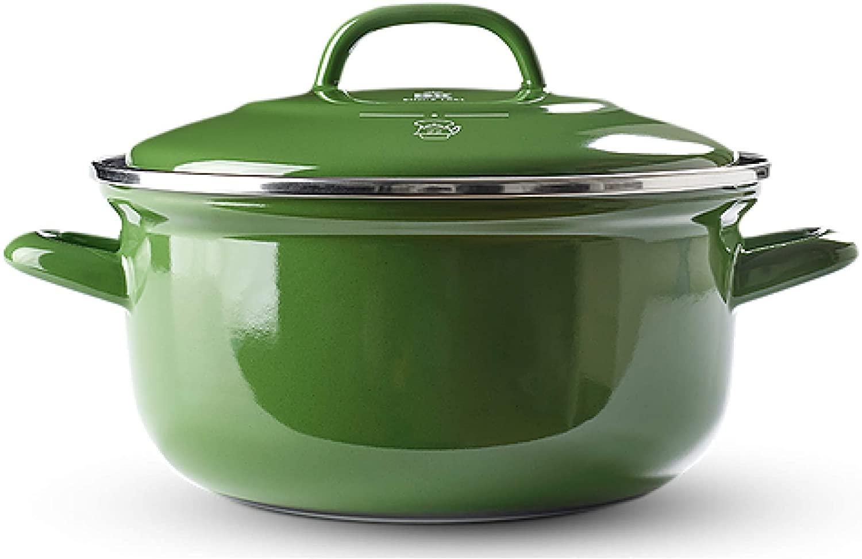 BK 3.5QT Dutch Oven, Green