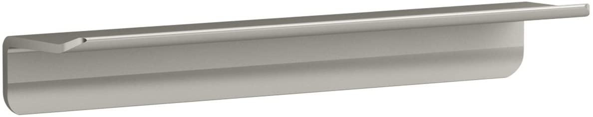 KOHLER K-97622-BNK 97622-BNK CHOREOGRAPH 14 Floating Shelf, Anodized Brushed Nickel